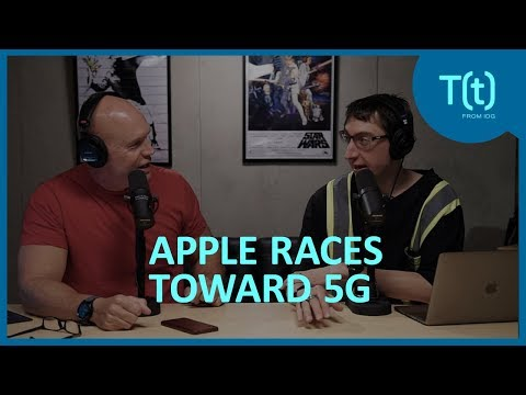 Apple updates and the company's push toward 5G | TECH(talk)