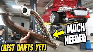 Nissondas wastegate gets Recirculated!! (WHOLE DIFFERENT CAR)