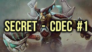 Secret vs CDEC Dota 2 Highlights ESL One NY Game 1