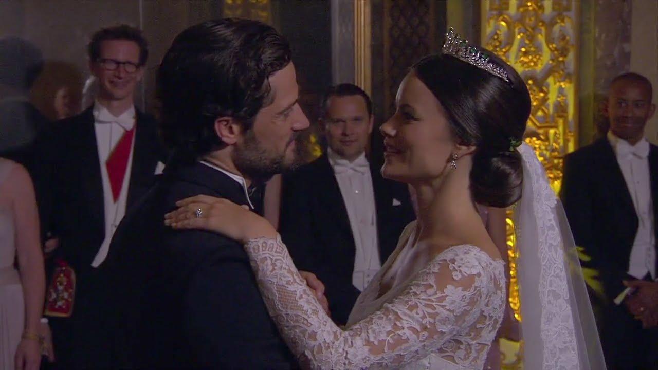 Prins Carl Philip Og Sofia Brudevals