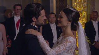 Prins Carl Philip og Sofia  -  Brudevals