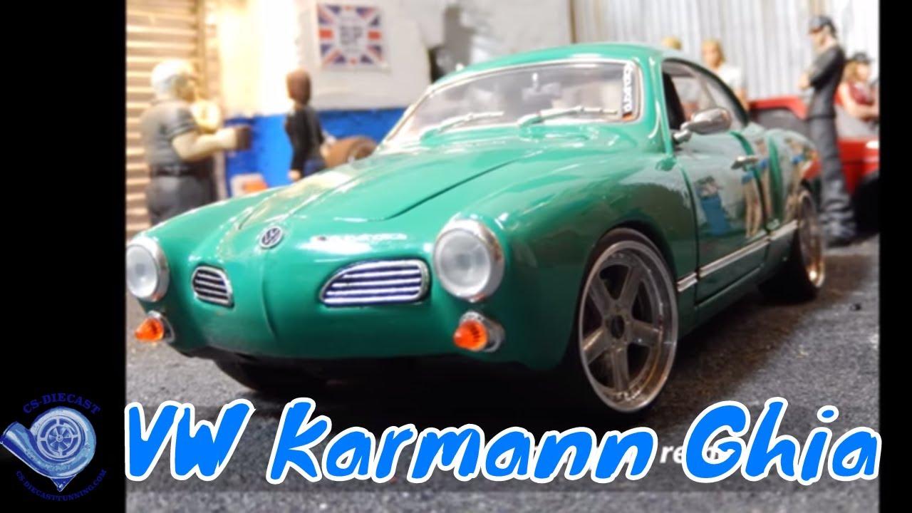 Volkswagen Karmann Ghia Modified Tuning By Road Legends 1