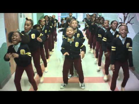 KIPP STRIVE Primary - LOVE (Let Our Voices Echo) - Macy's A Capella Challenge - I Want You Back