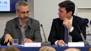 RCPCH Child Health Debate, 3 March 2015