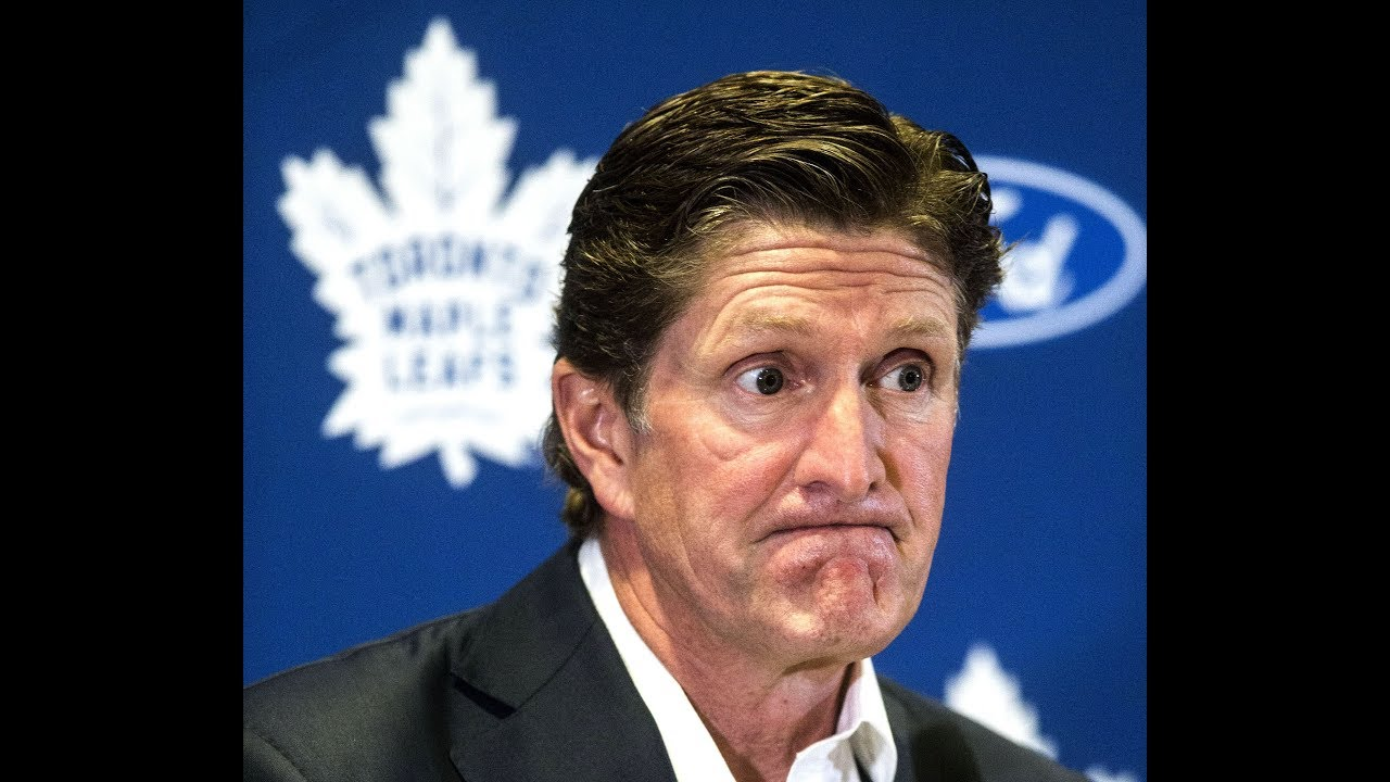 Toronto Maple Leafs fire coach Mike Babcock following slow start to ...