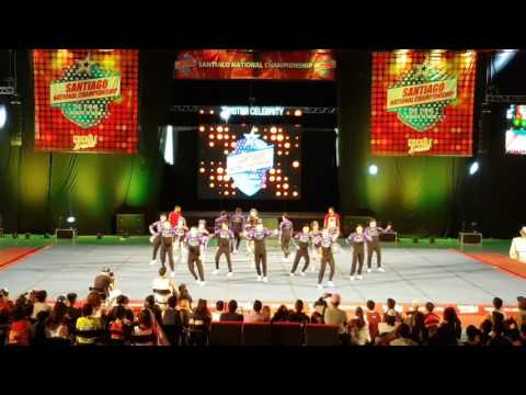Twister Celebrity IOC5 CSChile Santiago (13-11-2016)