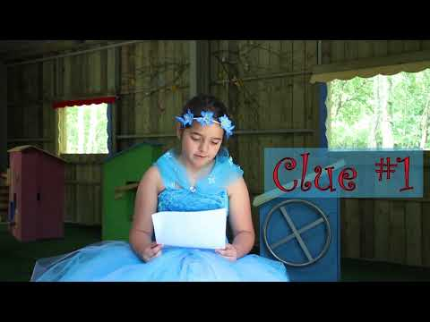 Fairy and Elf Festival Clue 1