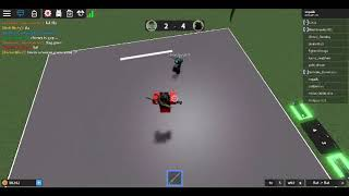 Roblox Swordfighting: Silentjayy674 trash talker gets a reality check