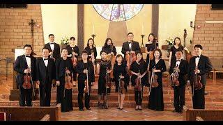 """Shekinah Sting Ensemble """"참 아름다워라"""" - 조성원"""