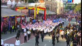 [FULL RTM] Perbarisan Hari Kemerdekaan Malaysia 2012 (Malaysia National Day Parade 2012)