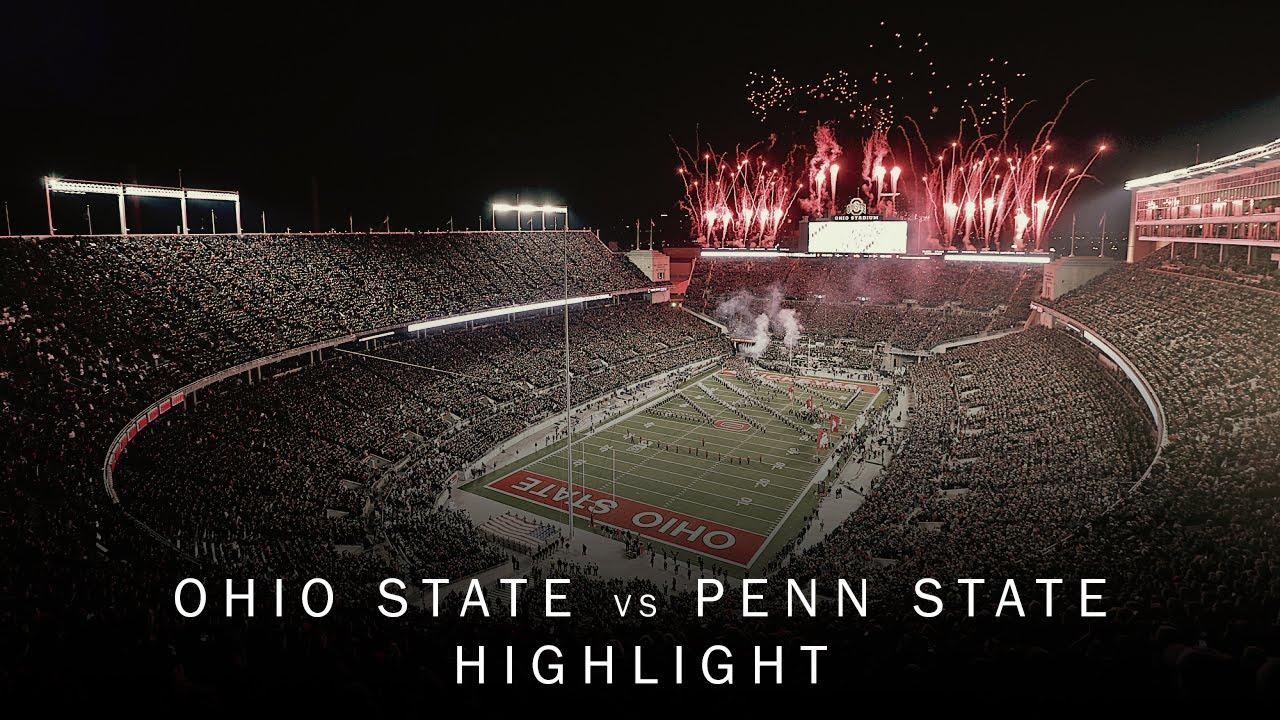 State YouTube State Penn - Highlight Ohio Football: