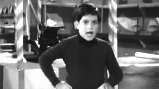 Ein 10-jähriger Junge hat den politischen Durchblick / Kinofilm (1957) von und mit harles Chaplin