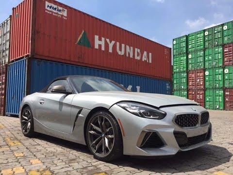 Siêu xe BMW Z4 2020 đầu tiên về Việt Nam: Động cơ khủng,riêng option tốn hàng trăm triệu đồng_360 xe