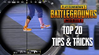 Top 20 Tips & Tricks in BGMI | Ultimate Guide To Become a Pro #18