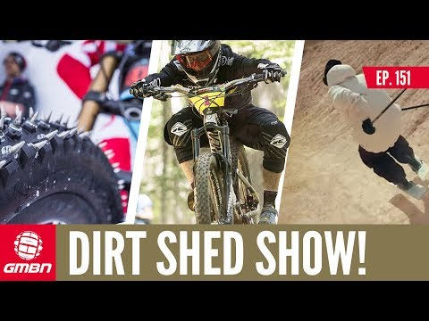 Bikes On Snow And Skis On Dirt? It's Opposite Week! | Dirt Shed Show Ep. 151