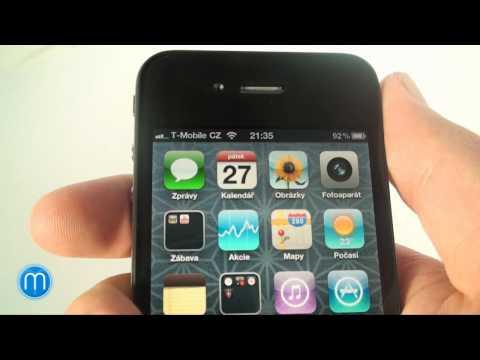 Apple iPhone 4 - první prohlídka