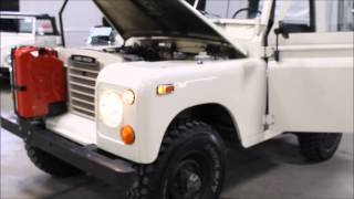 1973 Land Rover Series III