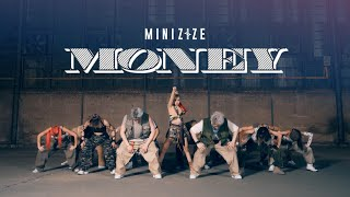 Lisa Money Exclusive Performance Cover By Minizize From Thailand