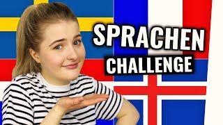 SPRACHEN CHALLENGE