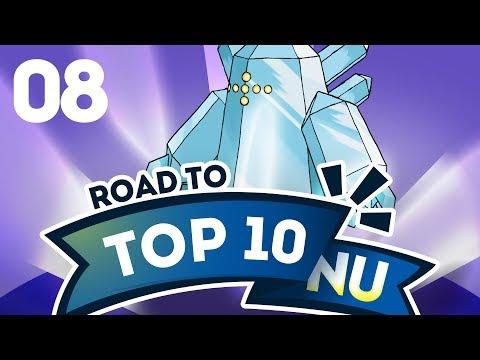 Pokemon Showdown Road to Top Ten: Pokemon Sun & Moon NU w/ PokeaimMD #8