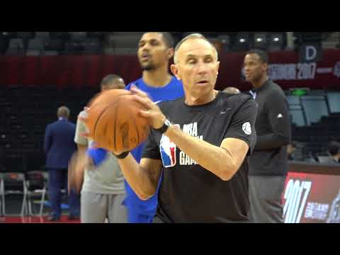 NBA GMs: Ron Adams is the Best