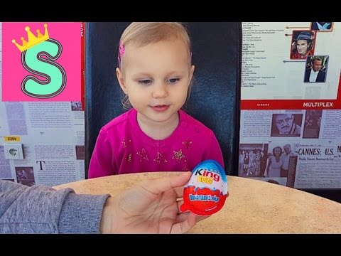 Видео: Ужасный киндерАнтиреклама Подделка или подкос под Kinder Joy