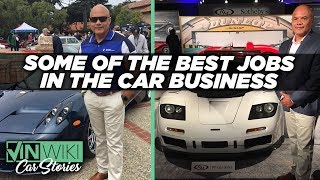 He's had 6 of the coolest car business jobs
