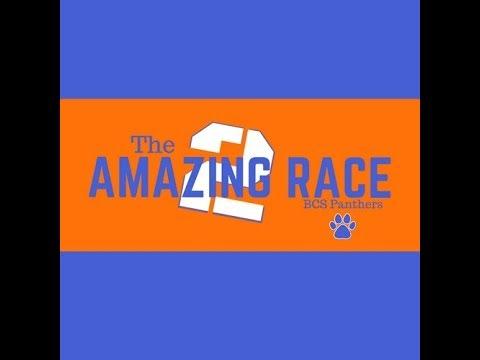 Bradenton Christian School Second Grade Amazing Race