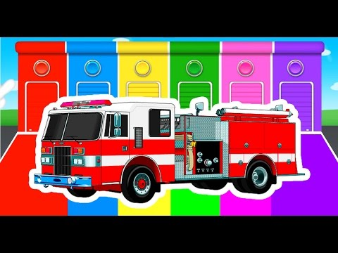 learn-colors-for-children-with-trucks-and-cars---color-for-kids-to-learn---cartoon-learning-videos