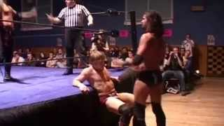 Jimmy Jacobs & Tyler Black vs Bryan Danielson & Austin Aries