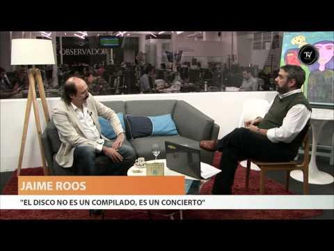 Jaime Roos en El Observador TV