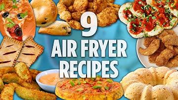 Air Fryer Kokemuksia