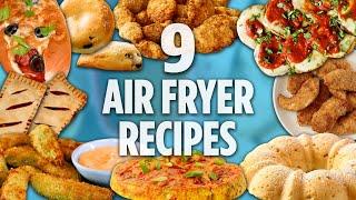9 Amazingly Delicious Air Fryer Recipes | Recipe Compilation | Allrecipes.com
