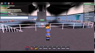 ROBLOX Innovation Security patrol Part 1 (Game link in desc)