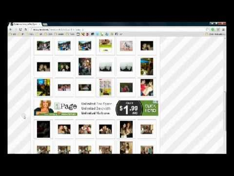 Ver las fotos de tus amigos en Facebook (incluso las que ocultan)