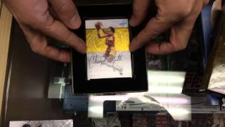 Legacy Sports Cards 2013/14 Exquisite Basketball Box Break Las Vegas