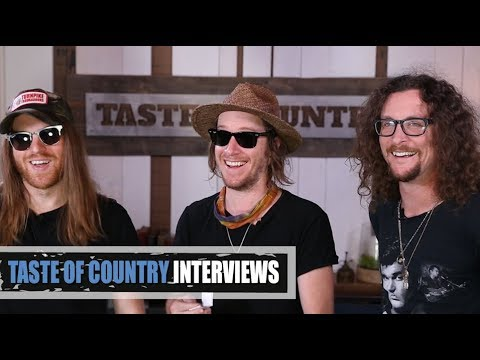 The Cadillac Three Interview Themselves + It's Hilarious!