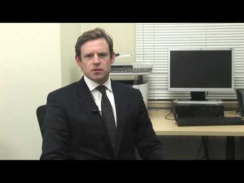 Daniel Driscoll: Senior Legal Counsel - Employees Testimony | Eni Video Channel
