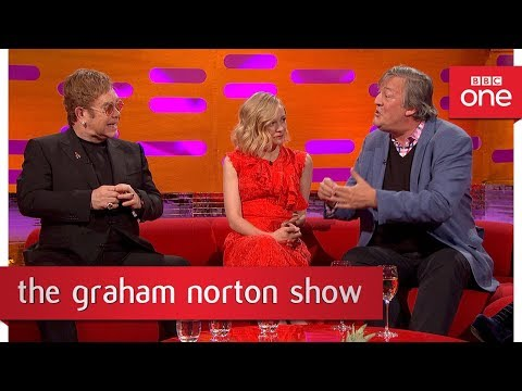 Stephen Fry had explains what a Prince Albert is - The Graham Norton Show: 2017 - BBC One