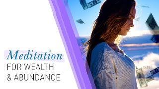 Guided Meditation - Wealth and Abundance | Jack Canfield
