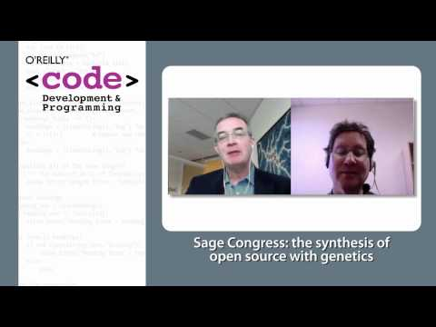 Sage Congress: the synthesis of open source with genetics