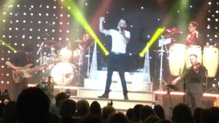 Nathan Carter LIVE in Bangor Northern Ireland 1st December 2016