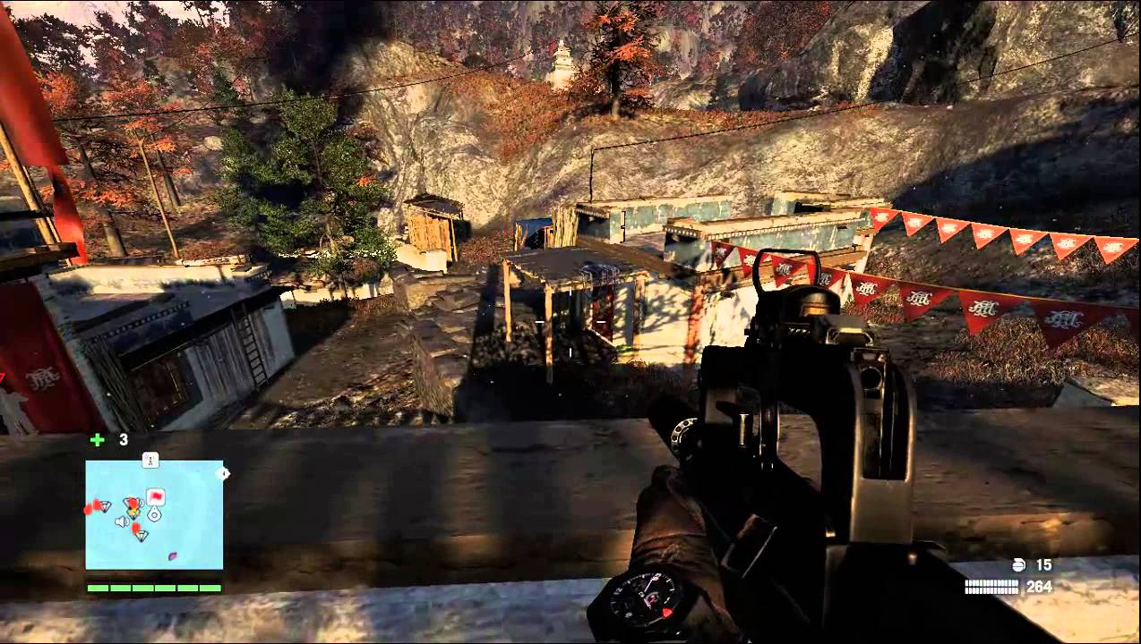 far cry 4 how to reset outpost