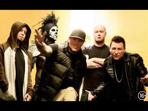 Limp Bizkit - Gold Cobra. Backing track