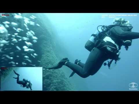RIP AZURE WINDOW & BLUE HOLE | 40 min dive [ScubaMike]