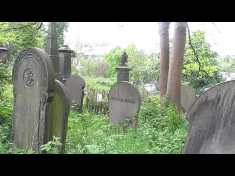 SHEFFIELD GENERAL CEMETERY PART 1