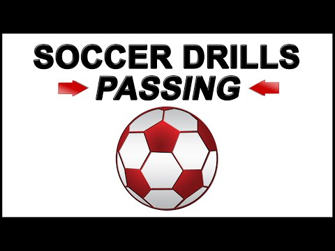 Soccer Passing Drills - Coaches Training Room