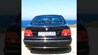 Vista lado direito BMW