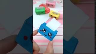 Cách làm hộp khăn giấy mini