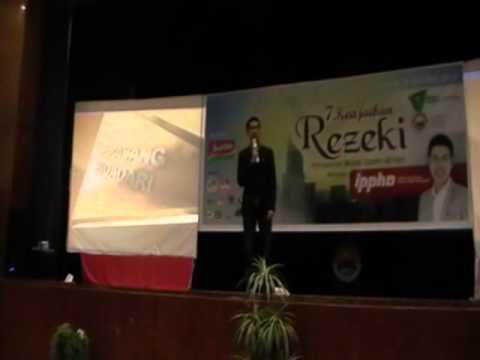 Ippho Santosa di Kuwait - Seminar 7 Keajaiban Rezeki (Part 5/6)